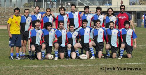 Universitat Politècnica de Catalunya - Campionat Universitari 2009